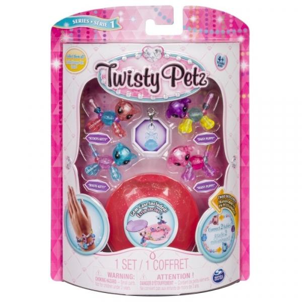 Mini Bransoletki Twisty Petz Twin Babies 4-pak 20103015 (6044224/20103015)