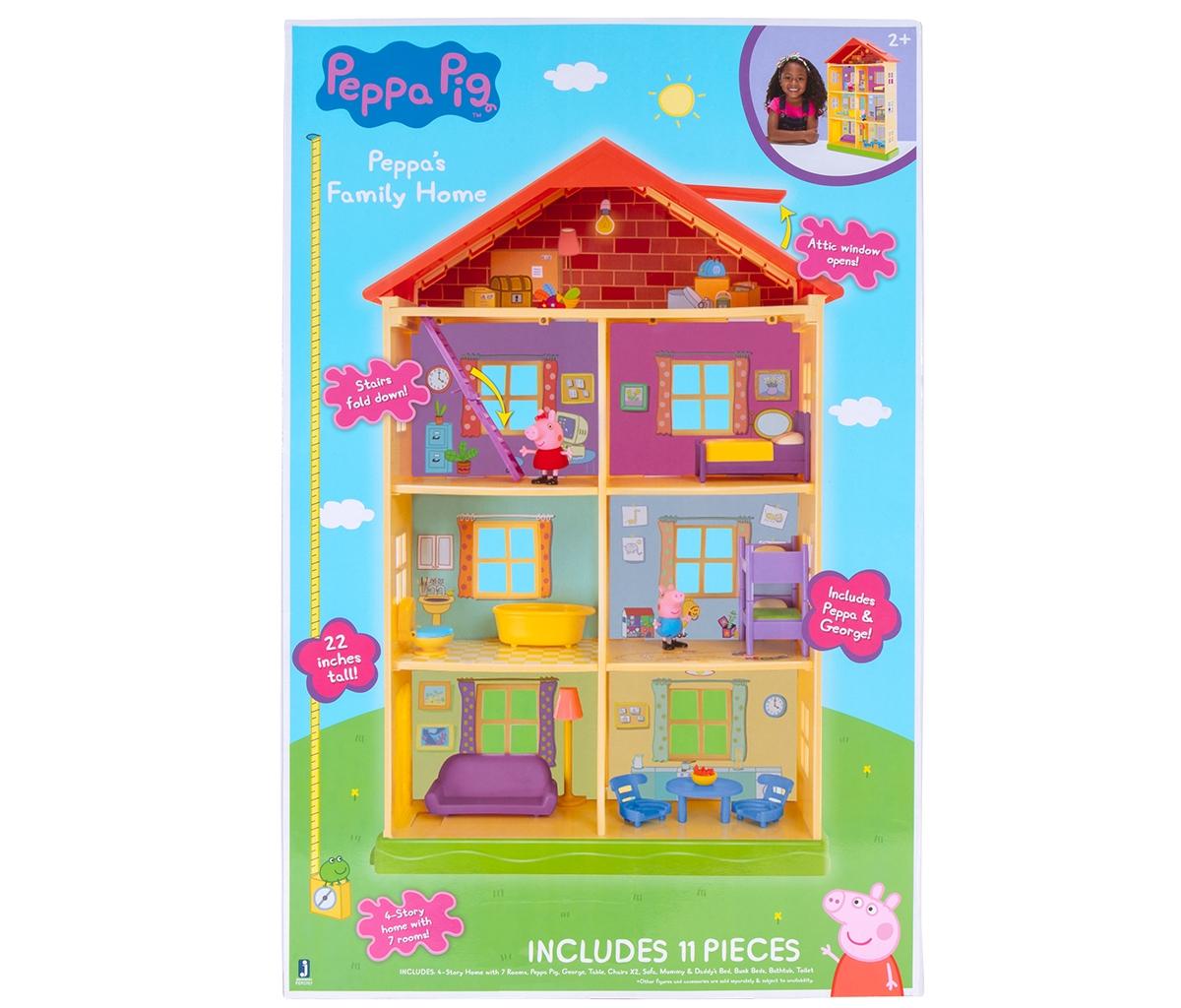 Świnka Peppa - Dom rodzinny II (PEP00757)