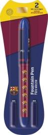Pióro wieczne FC Barcelona + naboje ASTRA