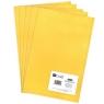 Filc poliestrowy A4 5 sztuk yellow