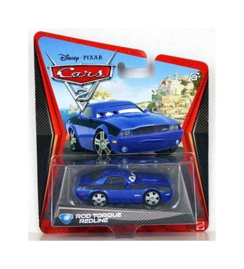 Auta Samochód Metalowy Rod Torque Redline