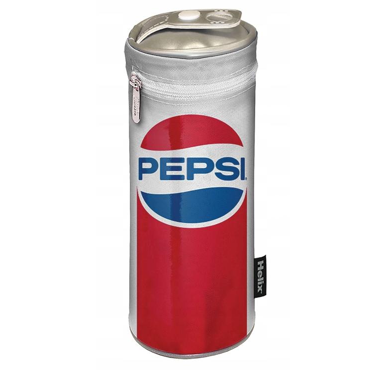 Piórnik tuba Pepsi