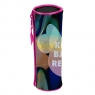 Piórnik tuba holograficzna Kick back relax (DMLS-003)