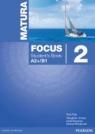 Matura Focus 2 SB + MyEngLab