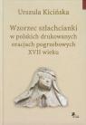 Wzorzec szlachcianki w polskich drukowanych oracjach pogrzebowych XVII wieku