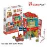 Puzzle 3D Straż pożarna (20813)