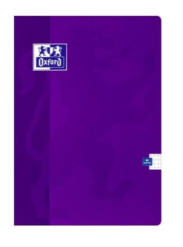 Zeszyt Oxford Esse A4 60 kartek kratka
