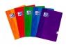 Zeszyt Oxford Esse A4 60 kartek kratka mix kolorów