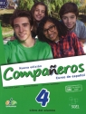 Companeros 4 Podręcznik + licencia digital - nueva edicion Castro Francisca, Rodero Ignacio, Sardinero Carmen