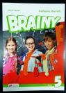 Brainy klasa 5 Zeszyt ćwiczeń (reforma 2017)