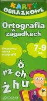 Ortografia w zagadkach Karty dla dzieci