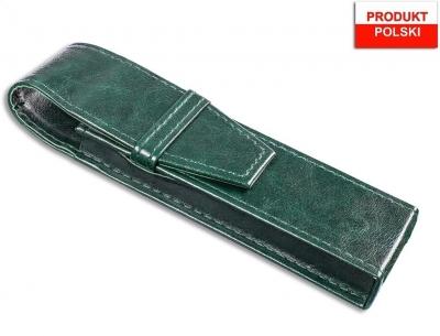 Etui na długopisy WAR-1013 - Zielony
