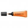 Zakreślacz Stabilo Neon - pomarańczowy