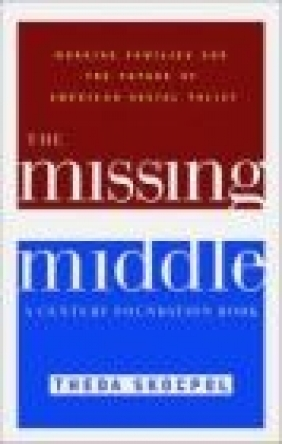Missing Middle Working Families Theda Skocpol