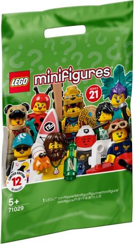 Lego Minifigures: Seria 21 MIX (71029)