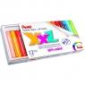 Kredki Pastele olejne Pentel XXL, 12 kolorów (GHT-12)
