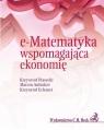 e-Matematyka wspomagająca ekonomię