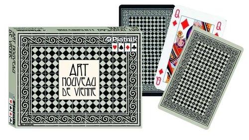Karty  Art Nouveau de Vienne 2 talie