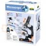 DROMADER Mikroskop 100, 200, 450 x (00413)