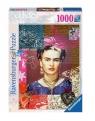 Puzzle 1000: Frida Kahlo - Portret