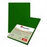 Karton do bindowania Titanum skóropodobny A4 - zielony (141379)