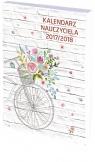 Kalendarz nauczyciela 2017/2018 A5 PCV Bike