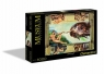 Puzzle Museum Collection Michaelangelo The creation of Man 6000 (36513)