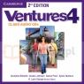 Ventures 2nd ed Level 4 Class Audio Cds (2)