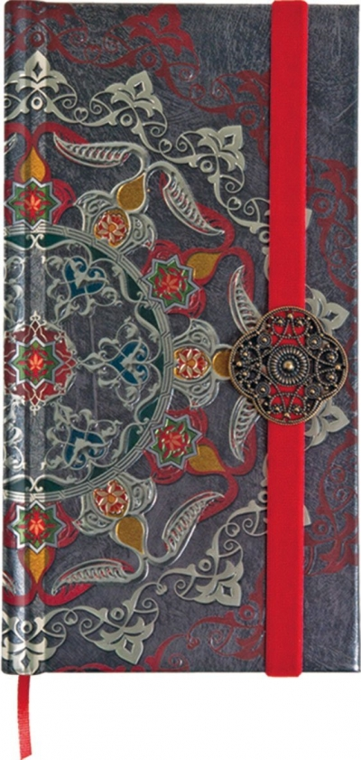 Notatnik ozdobny 0002-01 ORIENTE