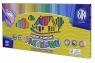 Kredki ołówkowe pastelowe Astra, 50 kolorów (450757)