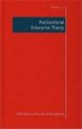 Multinational Enterprise Theory 3 vols J Krug
