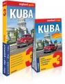 Kuba 3w1; przewodnik + atlas + mapa Kiełtyka Anna