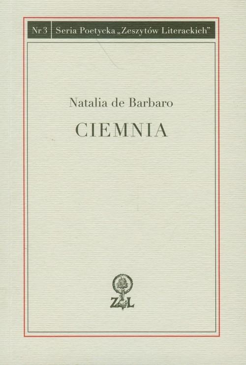 Ciemnia Barbaro Natalia