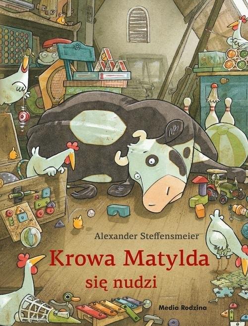 Krowa Matylda się nudzi Steffensmeier Alexander