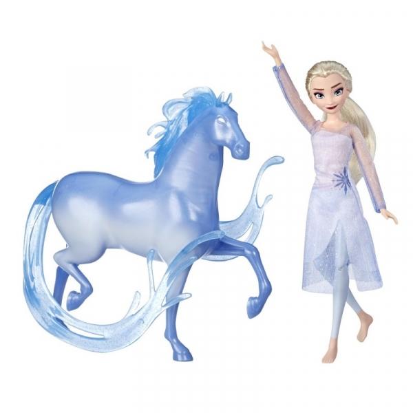 Frozen 2: Elsa i Nokk magiczny koń (E5516)