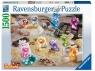 Ravensburger, Puzzle 1500: Gelini Świąteczne wypieki (167135)