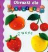 Owoce Obrazki dla maluchów