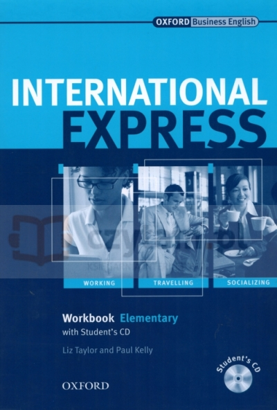International Express NEW Elem WB +CD Liz Taylor