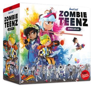 Gra Zombie Teenz: Ewolucja
