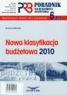 Nowa klasyfikacja budżetowa 2010 Gąsiorek Krystyna
