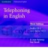 Telephoning in English 3ed CD