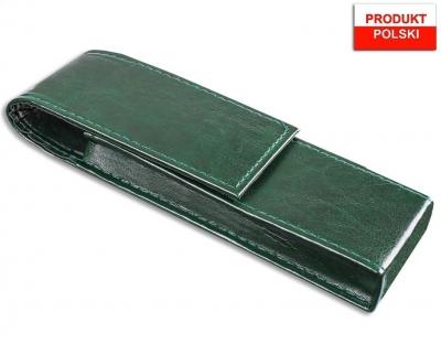 Etui na długopisy WAR-1009 - Zielony