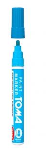 Marker olejny 2.5 mm - niebieski jasny TO-44014
