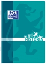 Zeszyt OXFORD HISTORIA A5 60K 90G K5X5MA 400092588