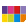 Zeszyt A4/60k w kratkę - Transparent Colors, 5 szt.