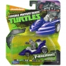 TURTLES Żółwie Ninja Shredder z pojazdem (97210/97213)