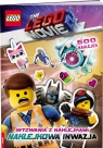 Lego Movie 2 Wyzwania z naklejkami