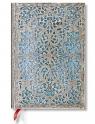 Kalendarz książkowy midi 2018 12M Maya Blue