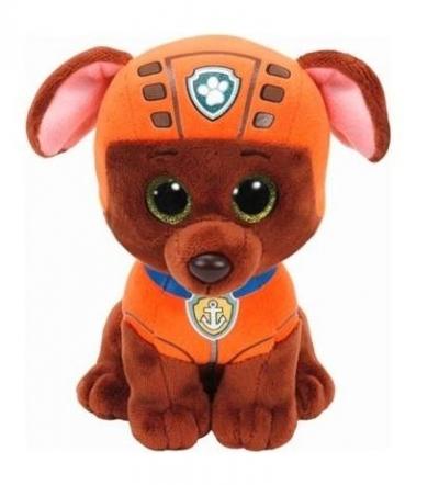Maskotka Beanie Babies Psi Patrol - Zuma 15 cm (41213)