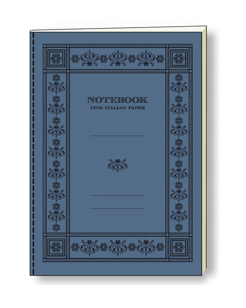 Notatnik ozdobny A5 64 kartki (NB S20A)